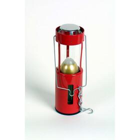 UCO Lanterna a candela alluminio, rosso